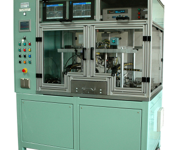 Mecelec Design's Ball insert machine
