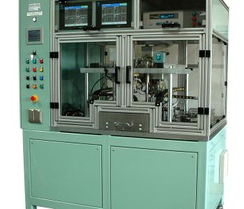 Mecelec Design's Ball insert machine