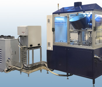 Mecelec Design Small arms ammunition annealing machine