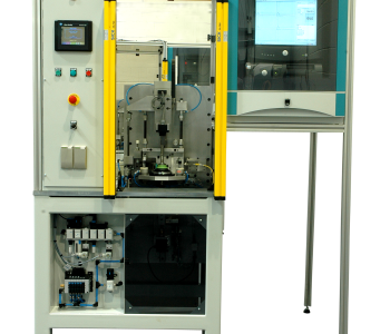 Shock testing machine