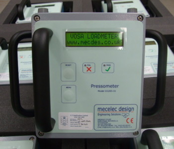 Mecelec Design Pressometer